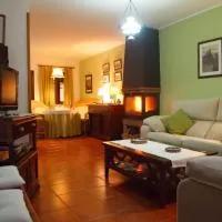 Hotel Casa Rural La Fresneda en martin-munoz-de-las-posadas