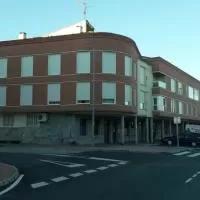 Hotel Piso Azul en martin-munoz-de-las-posadas