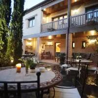 Hotel Solaz del Moros en martin-munoz-de-las-posadas