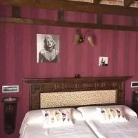 Hotel El Lagar en mata-de-cuellar