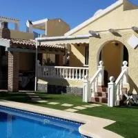 Hotel Villa Preciosa en mazarron