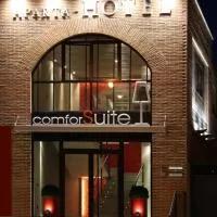 Hotel Apartahotel Comforsuite en megeces