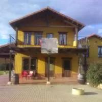 Hotel Casarural Vallecillo en melgar-de-abajo