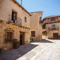 Hotel El Bulín de Pedraza - Casa del Serrador en melque-de-cercos