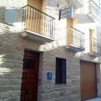 Hotel Hostal La Plaza en mendigorria