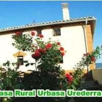 Hotel Casa Rural Urbasa Urederra en metauten