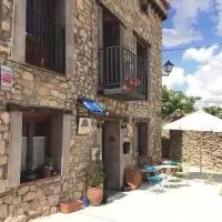 Hotel Ana de las Tejas Azules en mino-de-medinaceli