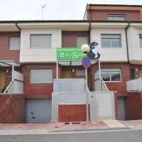 Hotel Apartamento Turístico La Casa del Gato en miranda-de-arga