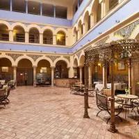 Hotel Hotel Ilunion Mérida Palace en mirandilla