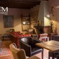 Hotel Palacio de Monjaraz en miruena-de-los-infanzones