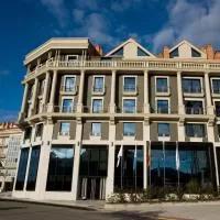 Hotel Hotel-Spa Bienestar Moaña en moana