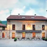 Hotel Hostal San Martin en molinos-de-duero
