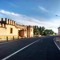 Hotel Casa Rural Marques de Cerralbo en momblona