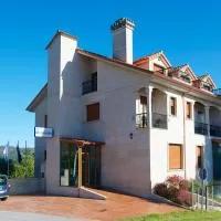 Hotel Hostal Encanto Anduriña en mondariz-balneario
