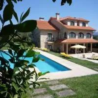 Hotel Casa das Pías en mondariz-balneario