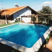 Hotel Villa Camino de Cala en monesterio