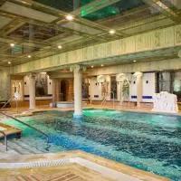 Hotel Hotel Spa Convento I en monfarracinos