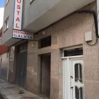 Hotel Hostal Galicia en monforte-de-lemos