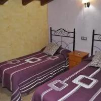 Hotel Casa Rural Carpintero en monleon
