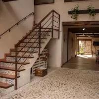 Hotel Casa Rural Castil de Cabras en monleon