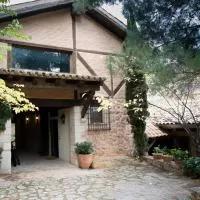 Hotel Vivienda Hoces del Jalón en monteagudo-de-las-vicarias