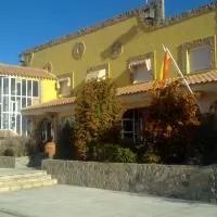 Hotel Arcojalon en monteagudo-de-las-vicarias