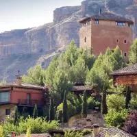 Hotel Hotel Rural Castillo de Somaén en monteagudo-de-las-vicarias