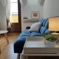 Hotel Apartamentos Aranda - Ático Fresnillo en montejo-de-la-vega-de-la-serrezuela