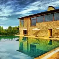 Hotel Hotel Rural y SPA Kinedomus Bienestar en montejo-de-la-vega-de-la-serrezuela