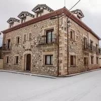 Hotel Casa Rural Castillo Diempures en montejo-de-tiermes