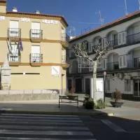 Hotel Hostal DP El Pilar en montemolin