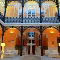 Hotel Hospedería Mirador de Llerena en montemolin