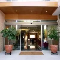 Hotel Hotel Isur Llerena en montemolin