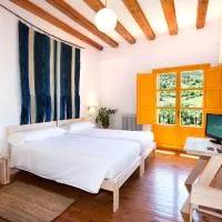 Hotel Posada Hoyos de Iregua en montenegro-de-cameros