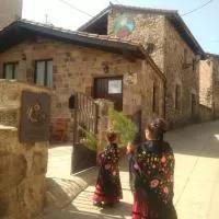 Hotel Posada Rural La Piñorra en montenegro-de-cameros