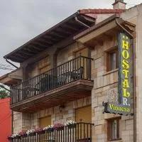 Hotel Hostal Vinuesa en montenegro-de-cameros
