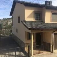 Hotel Casa Fombuena en monterde-de-albarracin