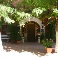 Hotel Hotel Suiza en monterde-de-albarracin