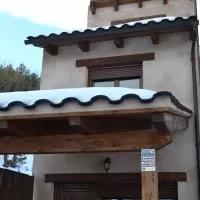 Hotel valhalla en monterde-de-albarracin