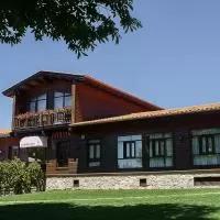 Hotel Complejo La Cabaña en monterroso