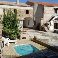 Hotel Casa de pueblo Montenegro en monterrubio-de-la-serena