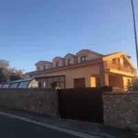 Hotel Villa Encinas Piscina Climatizada en monterrubio