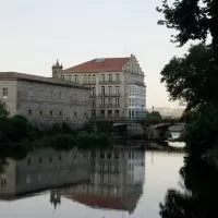 Hotel Balneario Acuña en morana