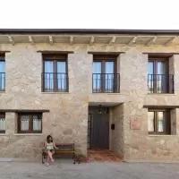 Hotel Casa Rural La Cruziana en morasverdes