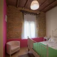 Hotel Casa Rural La Rana en morasverdes