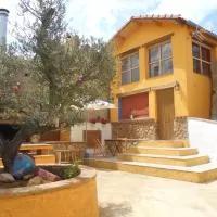 Hotel Casa Isabel en morata-de-jiloca