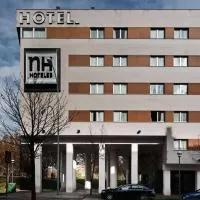 Hotel NH Logroño en moreda-de-alava