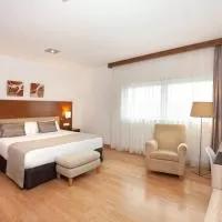 Hotel Catalonia Las Cañas en moreda-de-alava