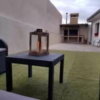 Hotel Lagunen Etxea en morentin