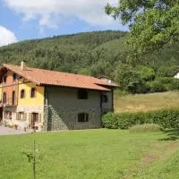 Hotel EcoHotel Rural Angiz en morga